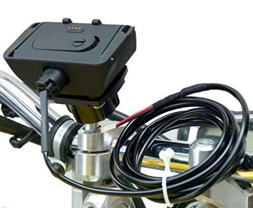 Buybits Betrieben Dockingstation & Ladegerät M8 Motorrad Halterung Tomtom Rider 2