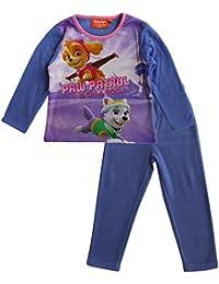 Paw Patrol Nickelodeon Kids Polar Fleece Pijamas/Ropa de Dormir