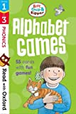 Oxford Reading Tree Read With Biff, Chip, and Kipper Flashcards: Alphabet Games (Read with Oxford)