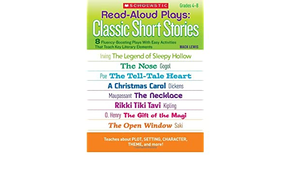 the open window short story summary
