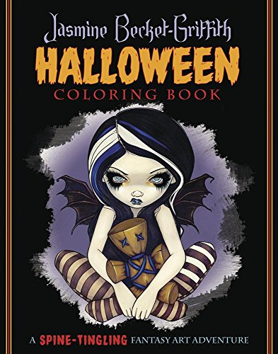 ith Halloween Coloring Book: A Spine-Tingling Fantasy Art Adventure ()