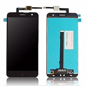 ZTE Blade V7 kompatibles LCD Display Touchscreen Digitizer Schwarz + Werkzeugset & Klebeband