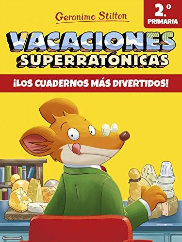 Vacaciones Superratónicas 2 (Vacaciones Stilton)