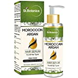 St.Botanica Moroccan Argan Hair Serum 100ml Infused Argan, Avocado, Grapeseed Oil