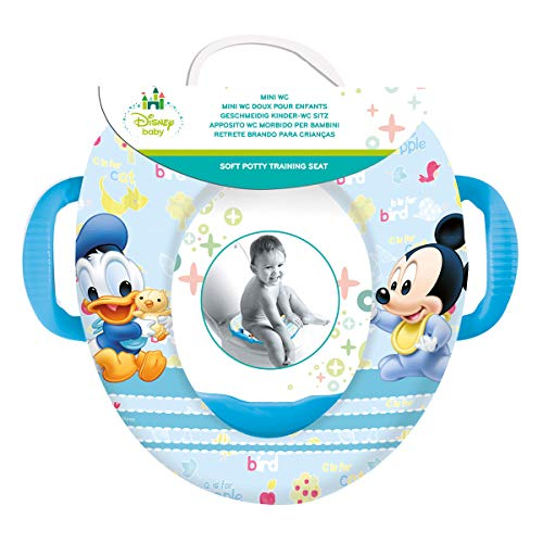 Mouse-39871 Mickey Mouse - Mini wc con asas (Stor 39871) (