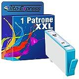 PlatinumSerie 1 Tinten-Patrone XXL mit Chip kompatibel zu HP 364 Cyan e-All-in-One 5510 5514 5515 5520 5522 5524 5525 6510 6520 6525 7510 7520