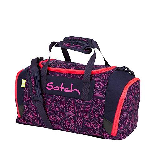 Satch SAT-DUF-002-9K8 Sporttasche - Pink Bermuda -