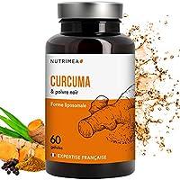 Pourquoi avez-vous besoin de curcuma?Parce que c'est un concentré naturel de bienfaits✦ Le Curcuma est très efficace pour soulager les articulations douloureuses, l'inflammation et les digestions difficiles✦ Il est également très performant utilisé ...