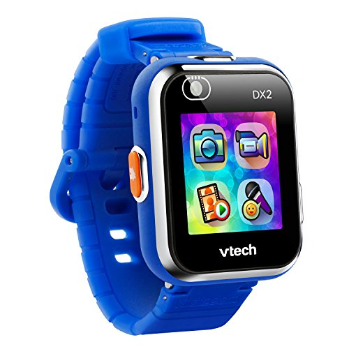 VTech 80-193800 Kidizoom Smartwatch DX2 (American Version), Blue