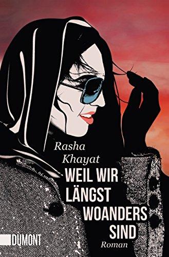 Buchseite und Rezensionen zu 'Weil wir längst woanders sind' von Rasha Khayat