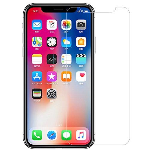 Protector de Pantalla iPhone X , NILLKIN® 0.2mm Ultra delgado 2.5D Cristal...