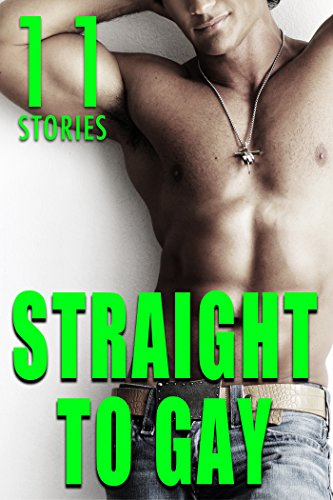 STRAIGHT TO GAY: OLDER MAN FIRST TIME BUNDLE COLLECTION