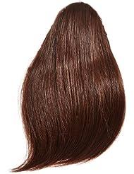 Love Hair Extensions - LHE/FRK1/QFC/CIF/33 - Thermofibre™ - Clip-In Frange Complet - Couleur 33 - Cuivre Riche