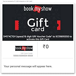 BookMyShow Instant Voucher