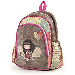 Anekke Schulrucksack/Backpack mit 2 Sweet Mochila Tipo Casual, 35 cm, 12 Liters, (Sweet)