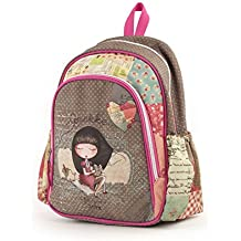 Anekke Schulrucksack/Backpack mit 2 Reißverschlussfächern Sweet Mochila Tipo Casual, 35 cm, 12
