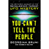 You Can't Tell the People: The Definitive Account of the Rendlesham Forest UFO Mystery (English Edition)