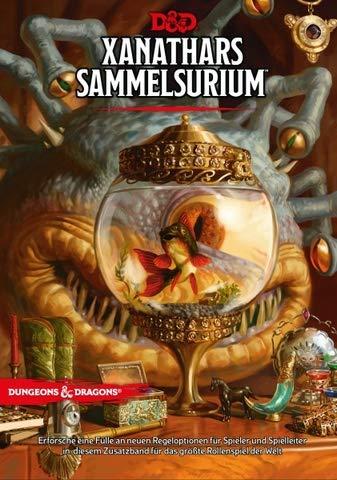 Xanathars Ratgeber für Alles: Dungeons & Dragons par Jeremy Crawford