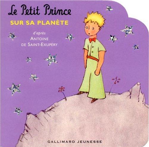 Le Petit Prince sur la planète