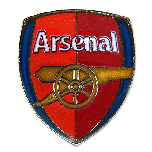 DX9    Football Team Stud Pin Badge Metal Football Crest Pin Badge  Various Teams to Choose from    All come in Official Packaging  Arsenal Pin Badge