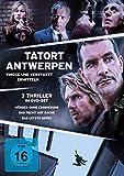 Tatort Antwerpen - Vincke und Verstuyft ermitteln [3 DVDs]