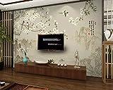 HONGYUANZHANG Einfache Naturlandschaft Benutzerdefinierte 3D Fototapete Künstlerische Landschaft Tv Hintergrundbild,24Inch (H) X 32Inch (W)
