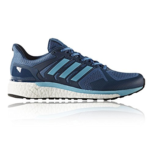 Adidas Herren Supernova ST Laufschuhe, Mehrfarbig (Core Blue S17/Vapour Blue F16/Blue Night F17), 41 1/3 EU