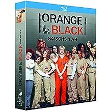 Coffret orange is the new black, saisons 1 à 4