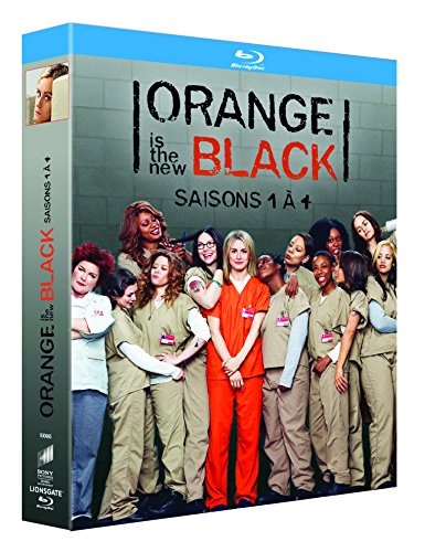 Coffret orange is the new black, saisons 1 à 4 [Edizione: Francia]