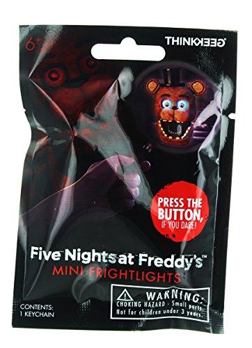 Preisvergleich Produktbild Five Nights at Freddy's Five Nights at Freddy's Mini Frightlights