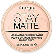 Rimmel London, Stay Matte Pressed Powder