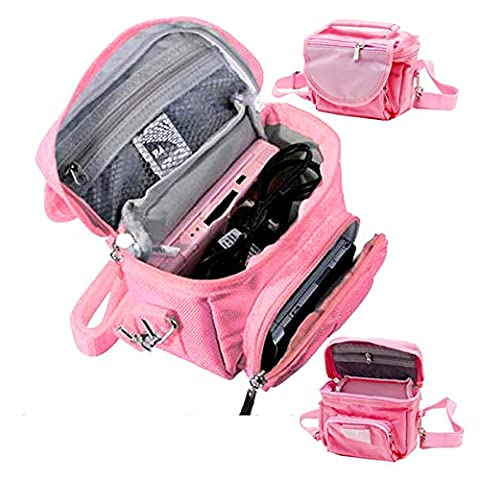 UEB Travel carrying Pouch Bag For Nintendo 3DS DS LITE DSi With Shoulder Strap