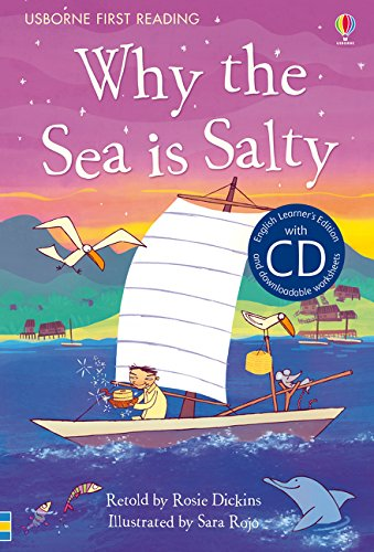 Why the sea is salty. Con CD Audio (First Reading Series 4)