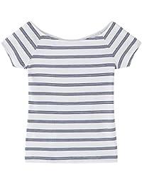 Promod Geripptes T-Shirt