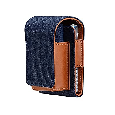 Fanxing Fashion Style Electronic Cigarette Kit Leather Pouch Bag Case Box Holder Storage For iQOS