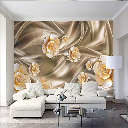 Meaosy 3D Stereo Dreams Jewelry Background Wall Customized Große Tapete Eco Wallpaper Wallpaper Für Raum-280X200Cm