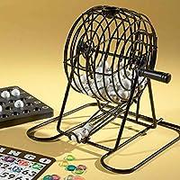 Bar Trinkspiel Toy Bingo Wine Game Bar Lotterie-Maschine Bingo Desktop-Spiele