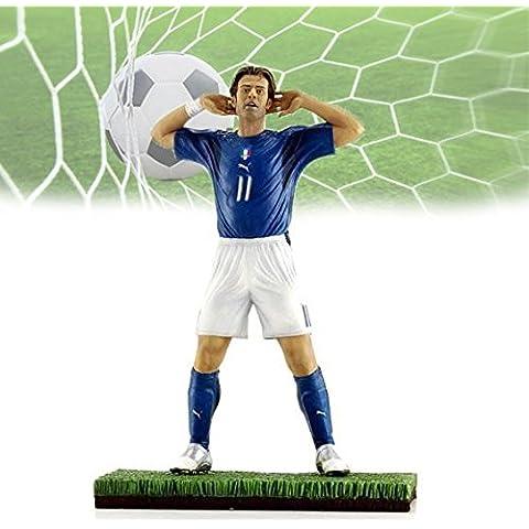 MWS2450 Figura del futbolista ALBERTO GILARDINO a escala 1:9 / 16 cm (Edición limitada)