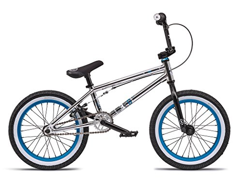 WETHEPEOPLE SEED 16 2016 BMX   RUEDA DE 16 PULGADAS/CHROME POLISHED | CROMO | 15 75 | 16