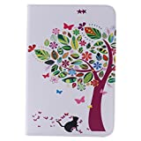 Apple iPad Mini 4 Case,idatog(TM) Magnetic Flip Book Style Cover Case ,High Quality Classic Colorful Cool Pattern Design Premium PU Leather Folding Pad Case With Stand Function Folio Protective Holder Perfect Fit For Apple iPad Mini 4