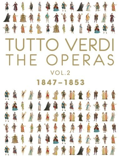 Tutto Verdi - Epochenbox Vol. 2 (1847 - 1853) [Blu-ray] Preisvergleich