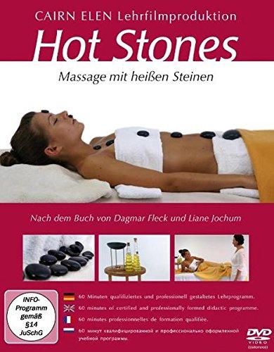 Hot Stones: Massage mit heißen Steinen - Steinen Massage Wellness