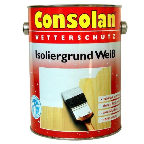 Preisvergleich Produktbild Consolan Isoliergrund wv weiß 2,5L