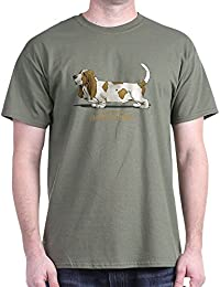 CafePress - Life Is Better With A Basset Hound - 100% Cotton T-Shirt