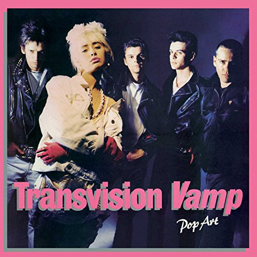 Transvision Vamp: Pop Art (Re-Presents) (Audio CD)