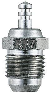 O.S. ENGINES 71642070 Pieza para maquetas Radio Control (RC) - Piezas para maquetas Radio Control (RC) (Bujía incandescente, OSMG2020, OSMG2021, OSMG2032, OSMG2043, OSMG2048, Acero Inoxidable)