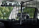 Rhino Automotive© Kopfstütze Travel Mesh Grill Pet Sicherheit verstellbar Barriere rw0635