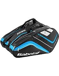 Babolat–Racket Holder Team Padel Bolsa, Azul, 70x 50x 10cm, 0,4l), 751136–136