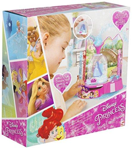 (Disney – Prinzess – Sparkle Globe Maker – Bastelset zum Erstellen Einer Glitzer Schneekugel)