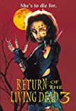 Return Of The Living Dead 3 by Kent McCord